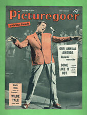 #T68.   PICTUREGOER MAGAZINE- 23rd MAY 1959, MARILYN MONROE