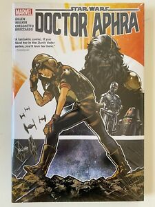 Doctor Aphra #1 (Oct '18, Marvel) Hard Cover BRAND NEW!