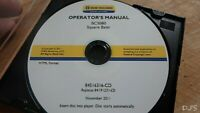 NEW HOLLAND CR9090 CR8080 CX8090 TIER 4 COMBINE SERVICE MANUAL CD DN127