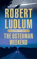 The Osterman Weekend,Ludlum, Robert,New Book mon0000092514