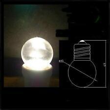 LED Glühlampe Tropfen G45-klar Kronleuchter Sparlampe