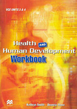 VCE Health and Human Development: Units 3 and 4 by Kathryn Smith, Deanna Stone (