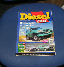 DIESEL CAR ISSUE 86 NOVEMBER 1995 - IT'S THE MOST ECONOMICAL 4X4 YOU CAN BUY