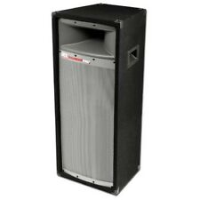 MTX Model TP2400 ThunderPro2 Dual 12in Two Way Professional Loudspeaker System