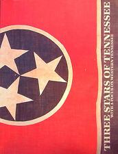 2008 Three Stars Of Western Tennessee Catalog Folk Art Civil War Pottery Silver