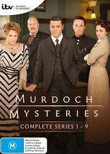 Murdoch Mysteries : Series 1-9 (DVD, 2016, 40-Disc Set)