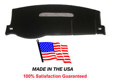 2008-2014 Chevy Tahoe Black Carpet Dash Cover Mat Pad CH83-5