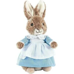 NEW PLUSH SOFT TOY Classic Beatrix Potter GUND Mrs Rabbit 16cm