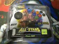 NEW SEALED MadCatz WWE All Stars BrawlPad USB Xbox 360 and PC  Hulk Hogan Cena