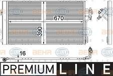 8FC 351 343-011 HELLA Condenser  air conditioning