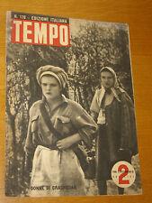 TEMPO 1942/178=REGIO CONSERVATORIO GIUSEPPE VERDI DI MILANO=TEATRO DI POSA=