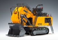 1/50 Scale China XCMG XE7000 MINING EXCAVATOR DIECAST MODEL, VERY BIG!