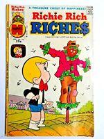Vintage 1975 RICHIE RICH  RICHES  #16 comic book Harvey Comics