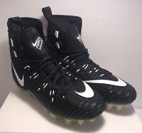 Nike Mens Size 8 Force Savage Elite TD Football Cleats Black 857063-011 Lineman