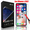 4 X CRAZY Premium Tempered Glass Screen Protector For Apple iPhone 8 7 X 6S Plus