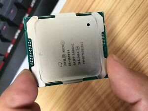 Intel xeon E5-1650V4 CPU  SR2P7 6-core 3.5G processor, LGA2011-3