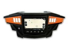 Ride Command Polaris XP1000 6 Switch Orange Dash Panel