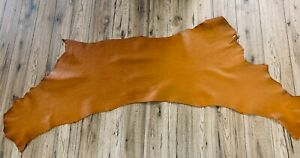 NEWPORT MILLED LEATHER SHOULDER  - AMBER GLOW 2  - 2.2mm
