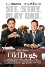 OLD DOGS MOVIE POSTER 2 Sided ORIGINAL FINAL 27x40