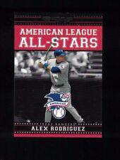 Alex Rodriguez 2004 Donruss #193/250 American League All-Star Rangers (H)