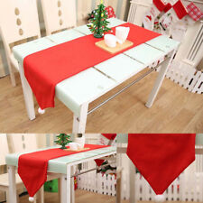 "69.3x13.4"" Christmas Table Runner Dresser Tapestry Dining Restaurant Party Decor"