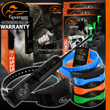 SportDOG SD-2525 ProHUNTER 4 Dog Remote Hunter Training Collar SDR-A Free Strap