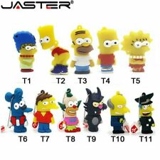 JASTER Simpson  4GB 64GB Memory Stick U Disk Pen Drive Pendrive USB Flash Drive