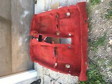 GENUINE HONDA INTEGRA TYPE-R DC5 RED FLOOR CARPET ITR ACURA RSX