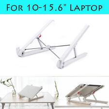 Aluminum Laptop Stand Adjustable Height Desktop Stand Folding Computer Holder