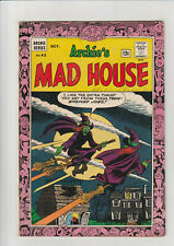 Archie's Mad House #43 G+ 1965 Archie Comic Monster School