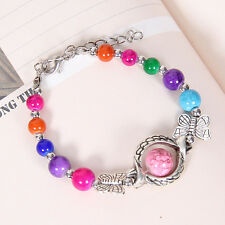 HOT Free shipping New Tibet silver multicolor jade turquoise bead bracelet S100B