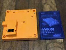 Nintendo GameCube Game Boy Player Orange Start up disc GC Game Japan