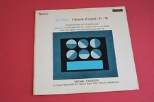 MB 851/2 Valois Stereo J.S Bach Organ Works Michel Chapuis Vol.11 12 FRANCE 69