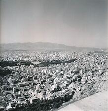 ATHÈNES c. 1960 - Panorama  Italie  - Div 6119