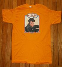 NOS 1978 Grease T-Shirt Men's Sz XL 50/50 Chad Knits John Travolta Vtg