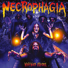 Necrophagia ‎– Whiteworm Cathedral CD_neu_deathmetal_digipack_metal