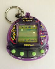 Giga Pets Digital Doggie 1997 Excellent Condition Tested