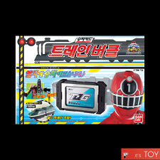 Bandai Power Rangers ToQger ToQ Buckle ToQbuckle Belt Rainbow Pass Shield Ressha