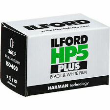 Ilford HP5 Plus - Black & white print film 135 (35 mm) ISO 400 36 exposures #1574577