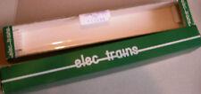 LOT DE 2 BOITES VIDE ELEC TRAINS POUR TRAIN   HO                 1573