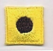 International Maritime Nautical Signal Flag Letter I India Embroidery Patch