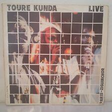 "Toure Kunda–Live Paris-Ziguinchor (2x Vinyl 12"" LP)"