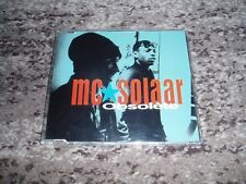 "Mc solaar rare cd maxi single 4 titres ""obsolete"""