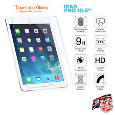 Genuine Tempered Glass Film Screen Protector For Apple 10.5 inch iPad Pro