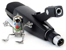 Sennheiser md421 u 4 micrófono XLR real vintage estuche + casi como nuevo + garantía