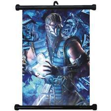 sp212363 Mortal kombat Home Décor Wall Scroll Poster 21 x 30cm