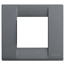 Vimar IDEA- 17092.46 - Placca Classica 1-2M ardesia
