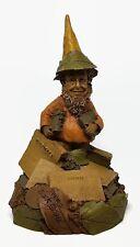 Vintage Tom Clark Gnome Pedro 1985 #81 Signed Figurine