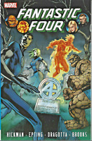 The Fantastic Four Volume 4 Trade Paperback by Hickman-Epting-Dragotta-Brooks