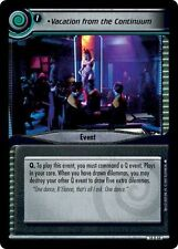 Star Trek CCG 2E What You Leave Behind Vacation From The Continuum 14U44